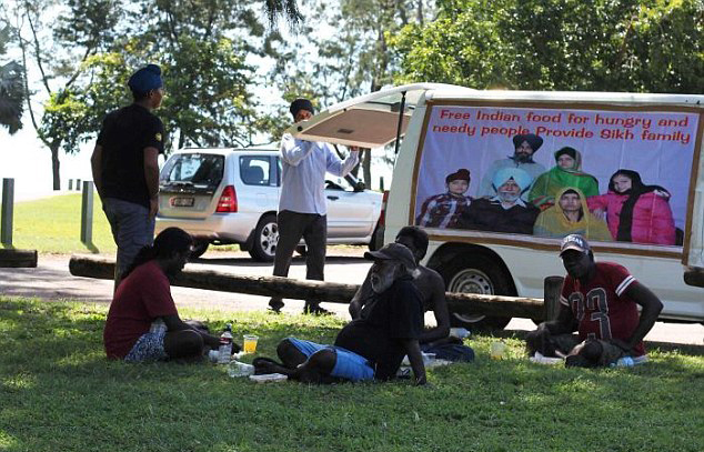 Free Food By Sikh (2)